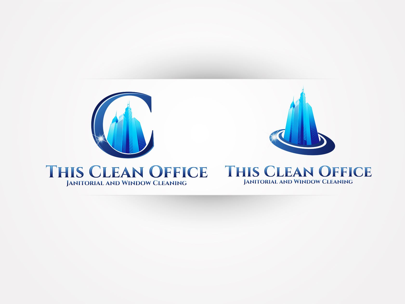 Logo Design by OmegaDesigns - Entry No. 71 in the Logo Design Contest Professional and Unforgettable Logo Design for This Clean Office.