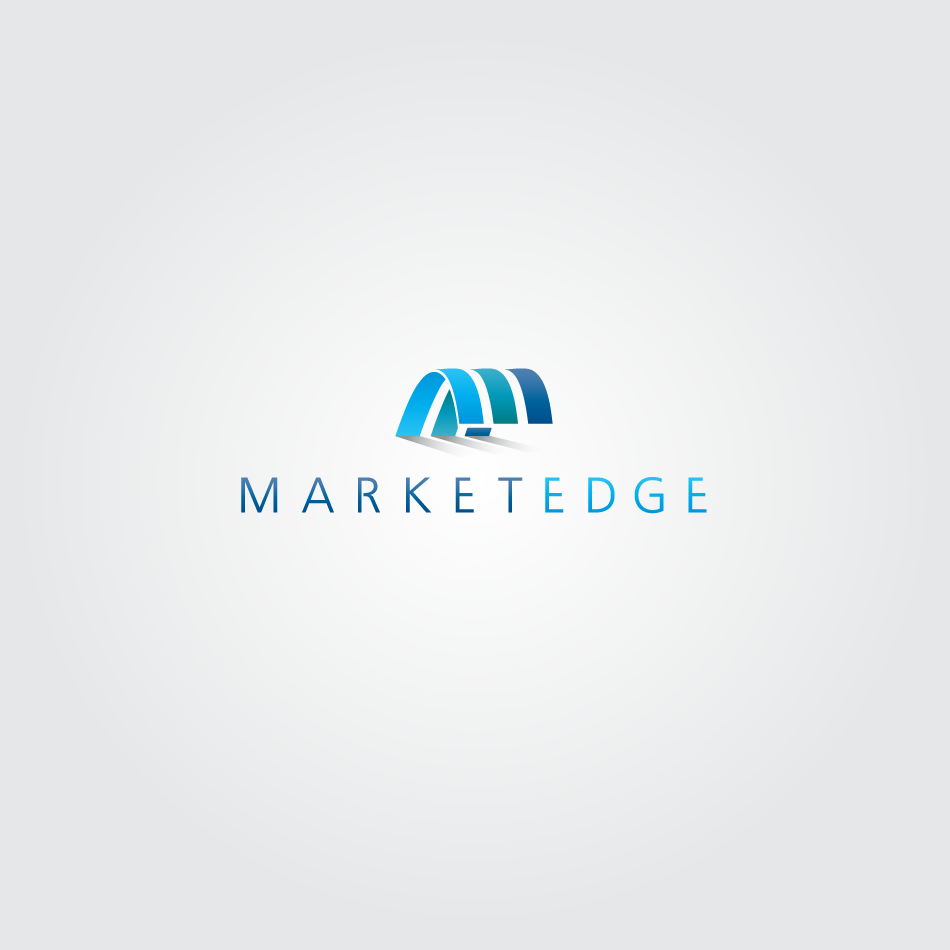 Logo Design by GraySource - Entry No. 52 in the Logo Design Contest Market Edge or Marketedge.