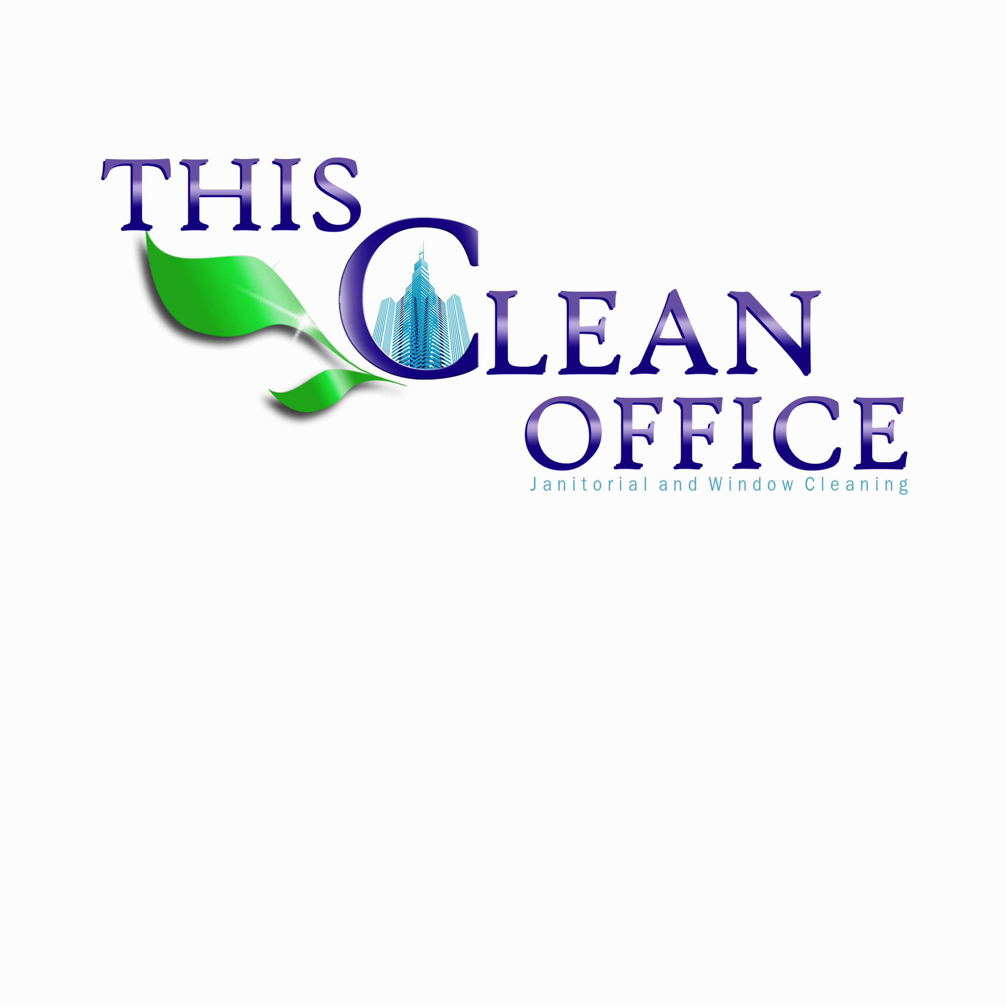 Logo Design by Allan Esclamado - Entry No. 74 in the Logo Design Contest Professional and Unforgettable Logo Design for This Clean Office.