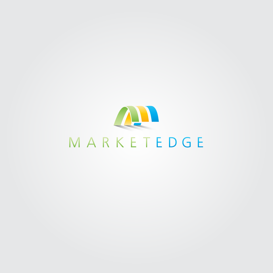 Logo Design by GraySource - Entry No. 53 in the Logo Design Contest Market Edge or Marketedge.
