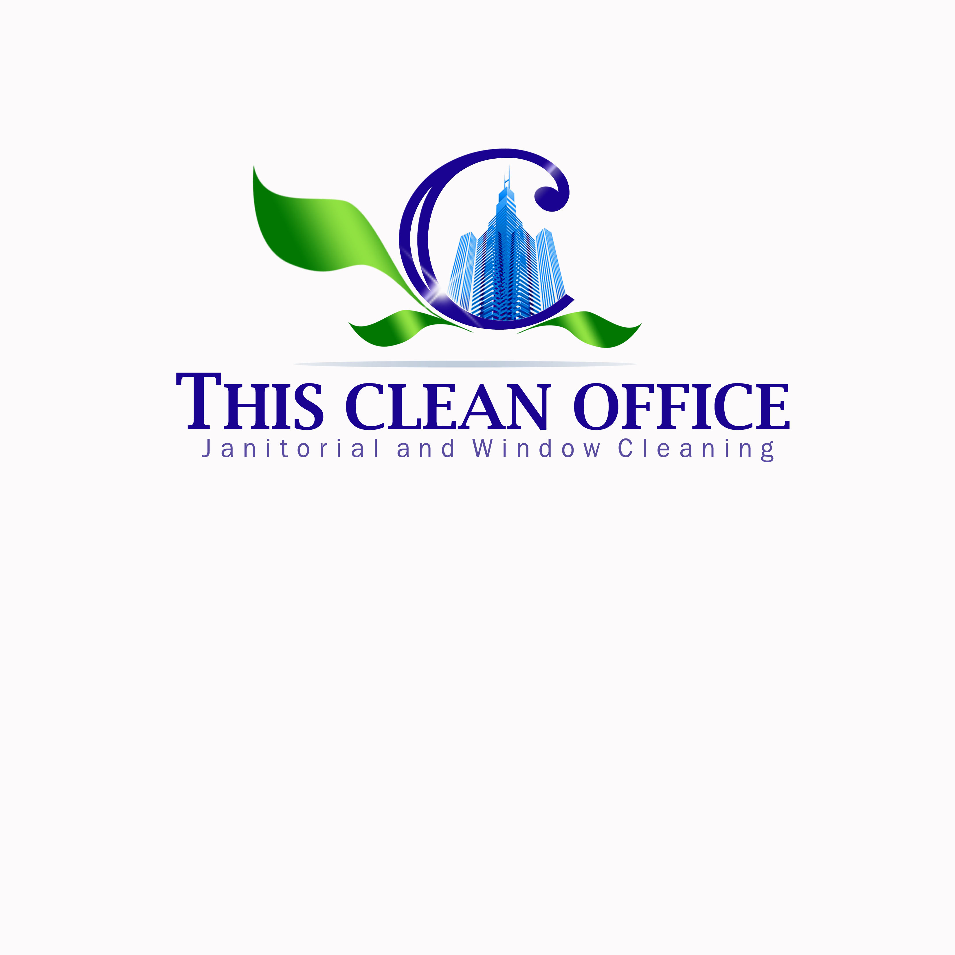 Logo Design by Allan Esclamado - Entry No. 78 in the Logo Design Contest Professional and Unforgettable Logo Design for This Clean Office.