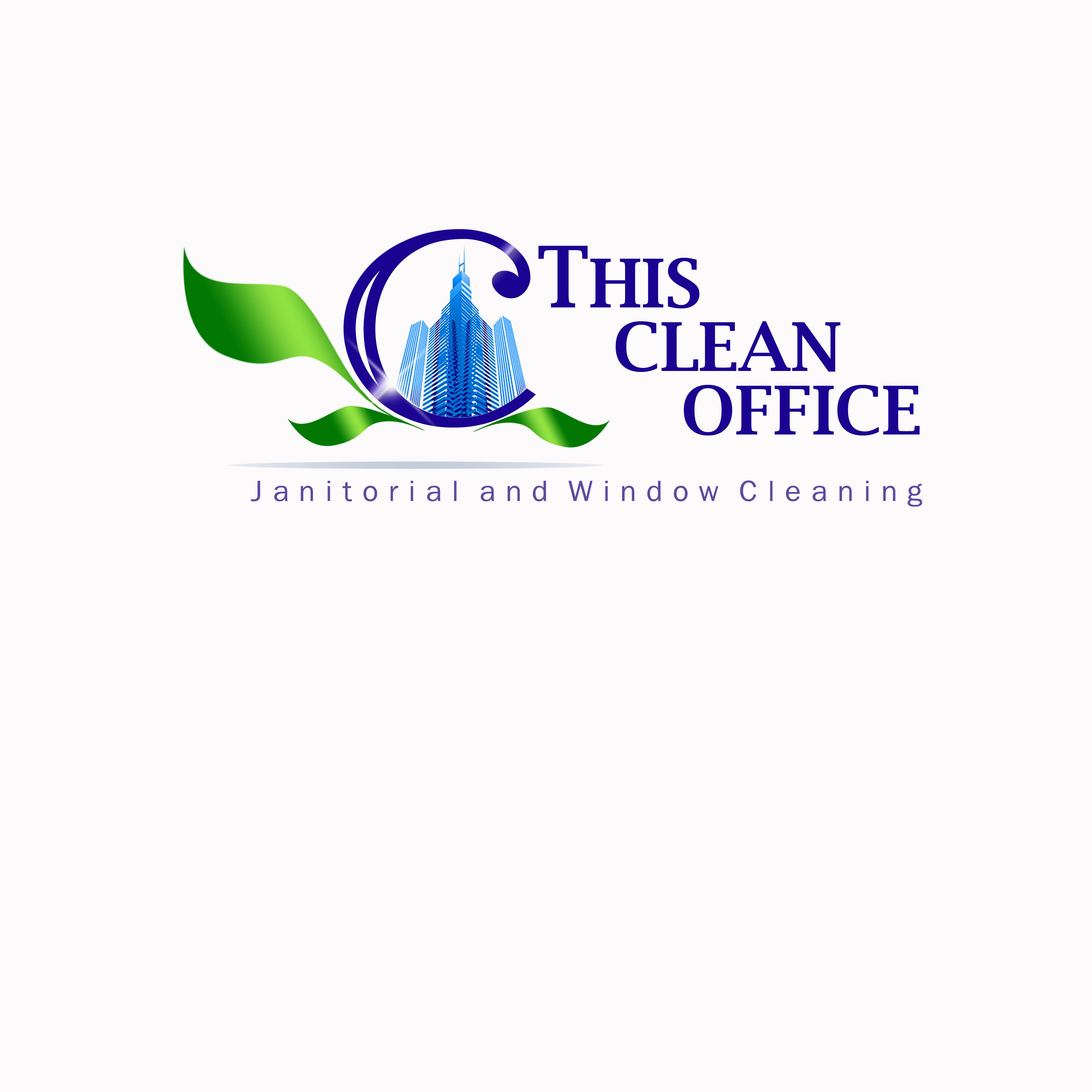 Logo Design by Allan Esclamado - Entry No. 82 in the Logo Design Contest Professional and Unforgettable Logo Design for This Clean Office.