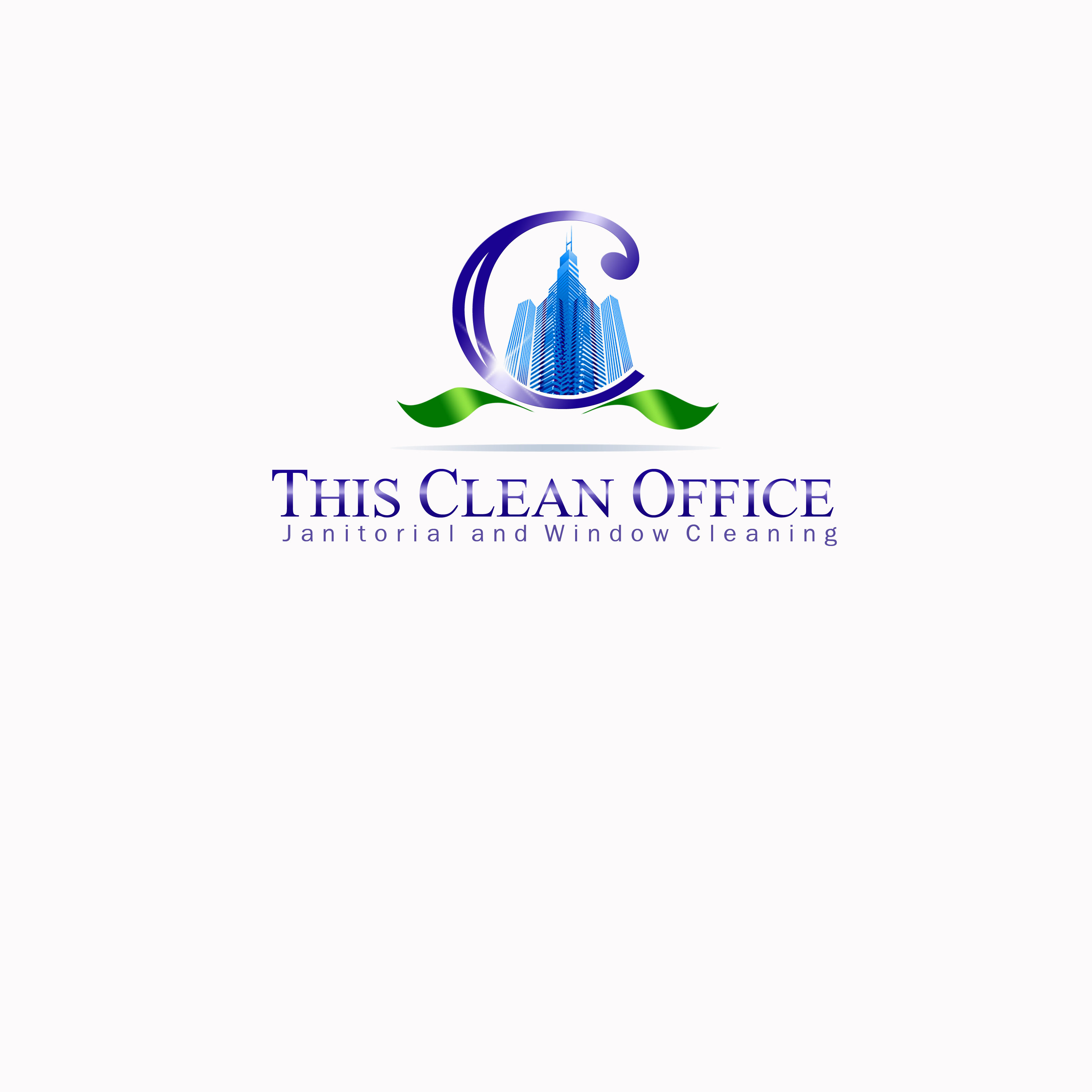 Logo Design by Allan Esclamado - Entry No. 84 in the Logo Design Contest Professional and Unforgettable Logo Design for This Clean Office.