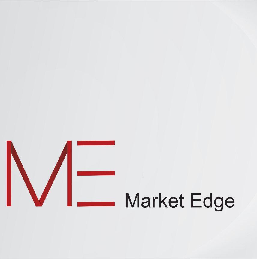 Logo Design by vishname18 - Entry No. 56 in the Logo Design Contest Market Edge or Marketedge.