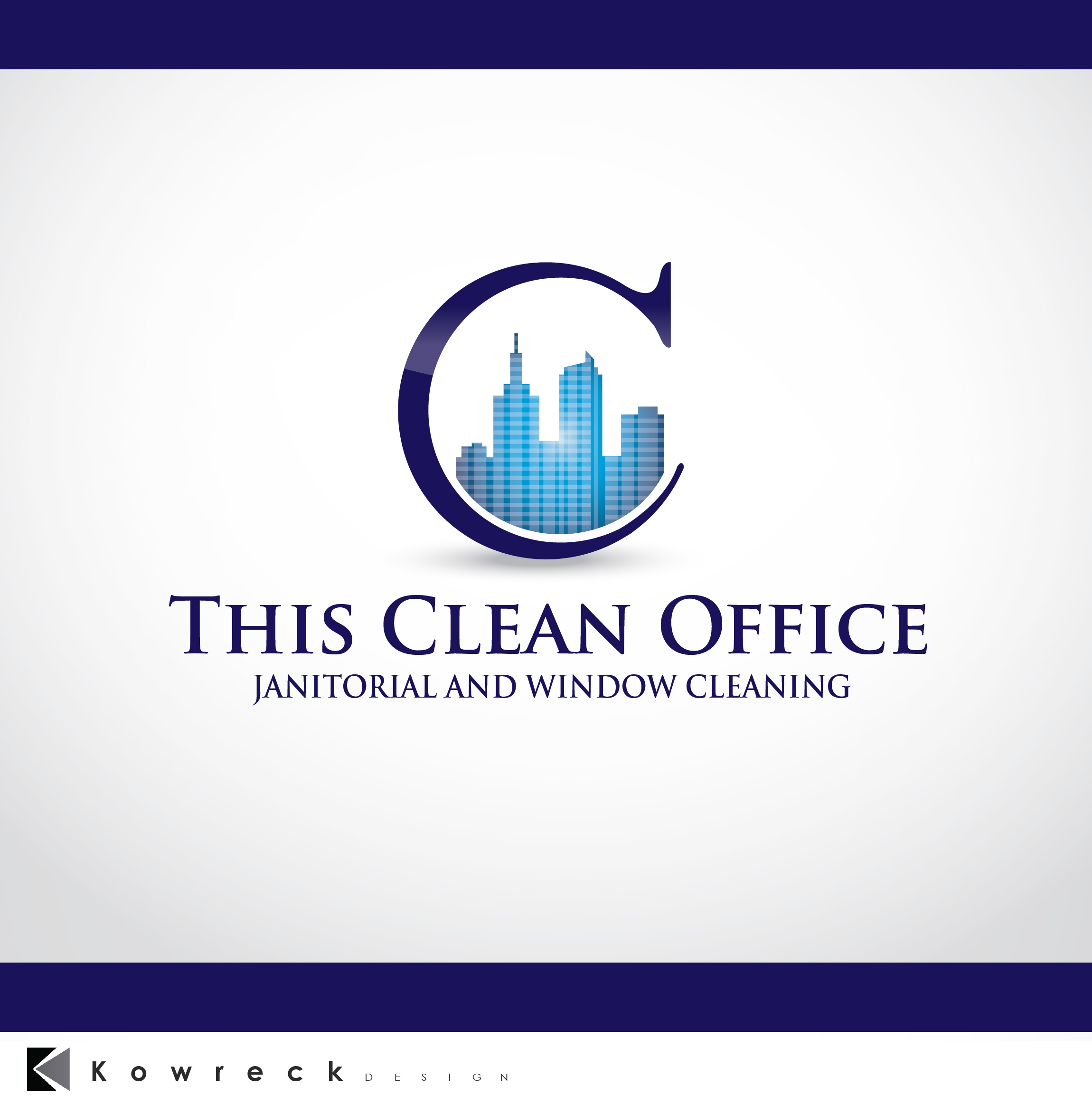 Logo Design by kowreck - Entry No. 99 in the Logo Design Contest Professional and Unforgettable Logo Design for This Clean Office.