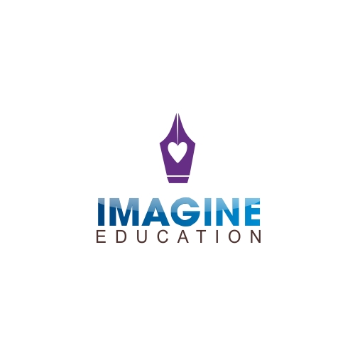 Logo Design by mare-ingenii - Entry No. 172 in the Logo Design Contest Imagine Education.