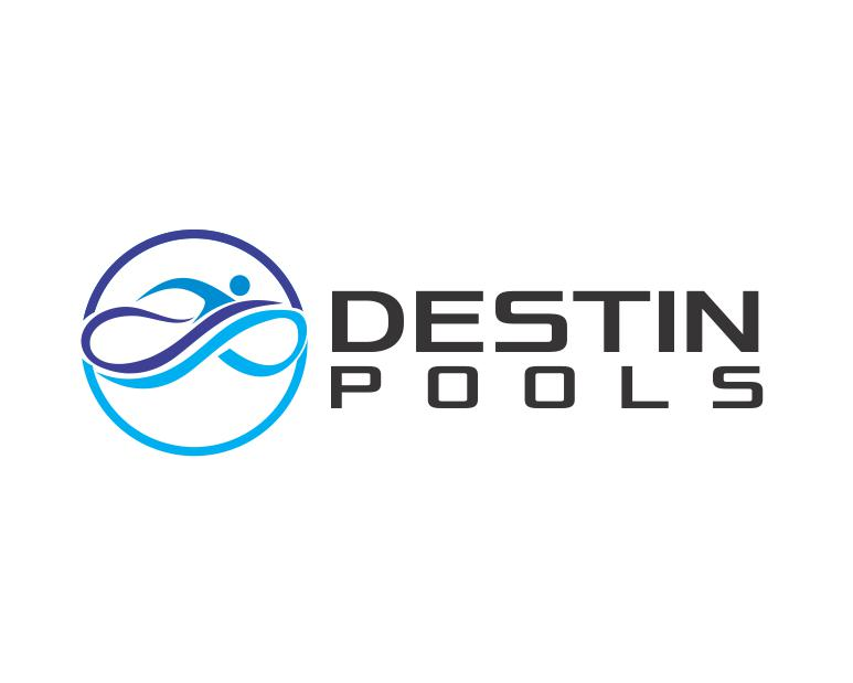 logo design contests fun logo design for destin pools design no rh hiretheworld com swimming pool logo mats swimming pool logo ideas