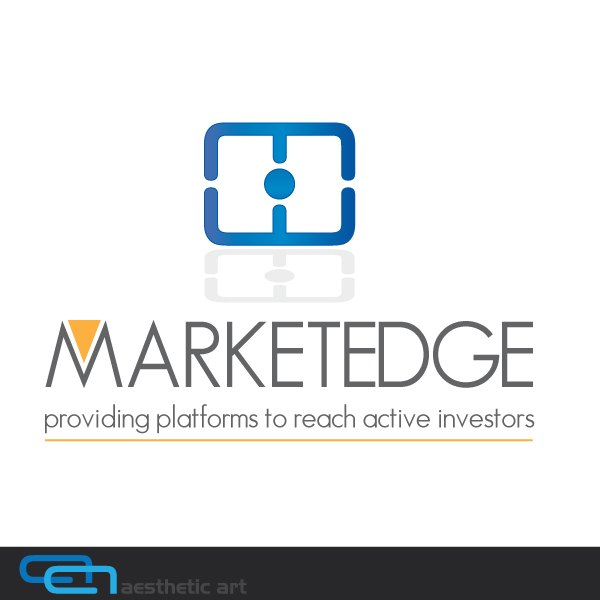 Logo Design by aesthetic-art - Entry No. 61 in the Logo Design Contest Market Edge or Marketedge.