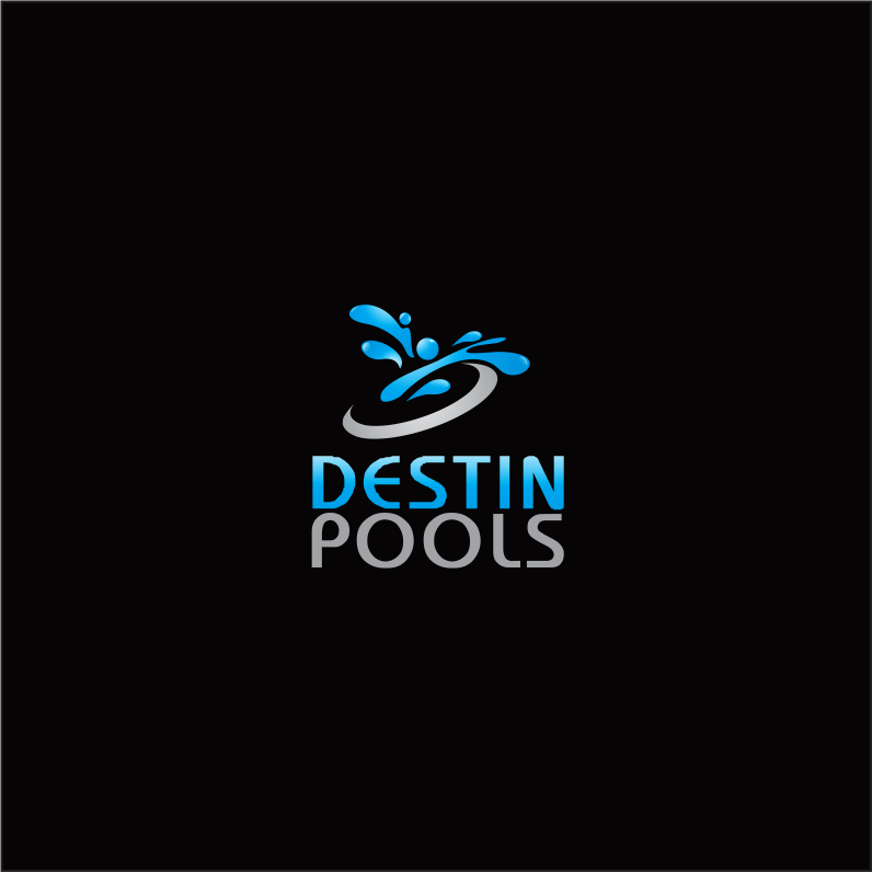 Logo Design by Armada Jamaluddin - Entry No. 82 in the Logo Design Contest Fun Logo Design for Destin Pools.
