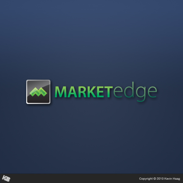 Logo Design by Kevin  Haag - Entry No. 104 in the Logo Design Contest Market Edge or Marketedge.