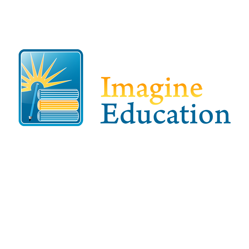 Logo Design by zams - Entry No. 184 in the Logo Design Contest Imagine Education.