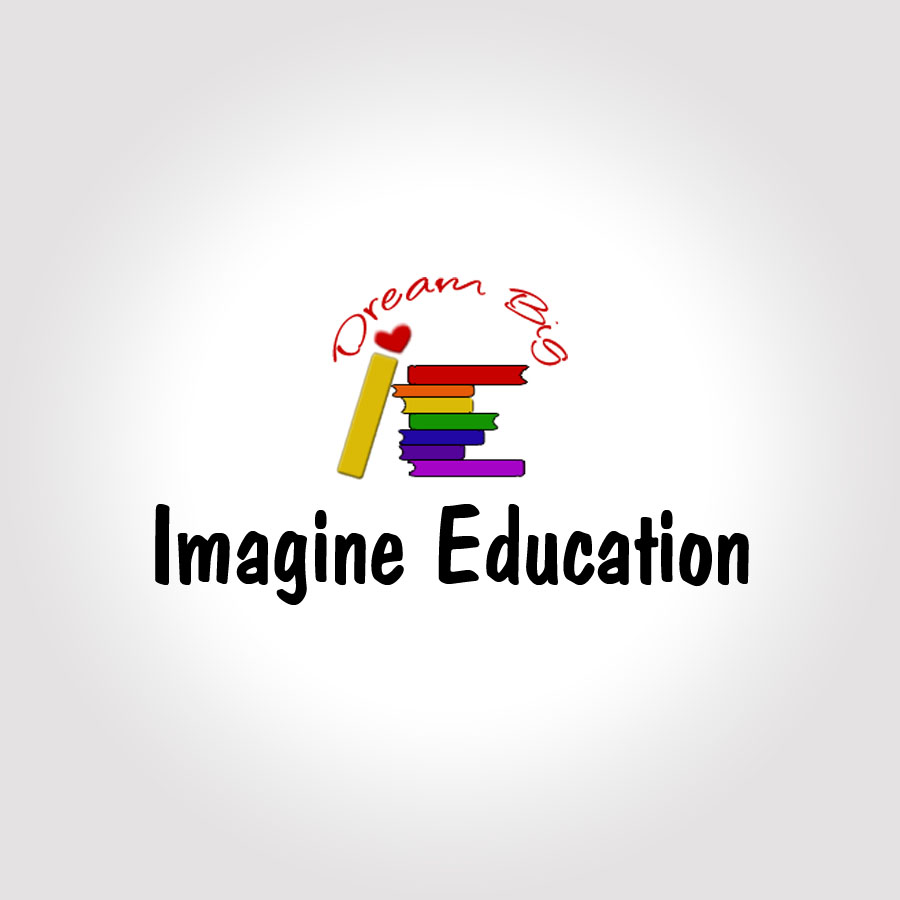 Logo Design by agb60 - Entry No. 186 in the Logo Design Contest Imagine Education.