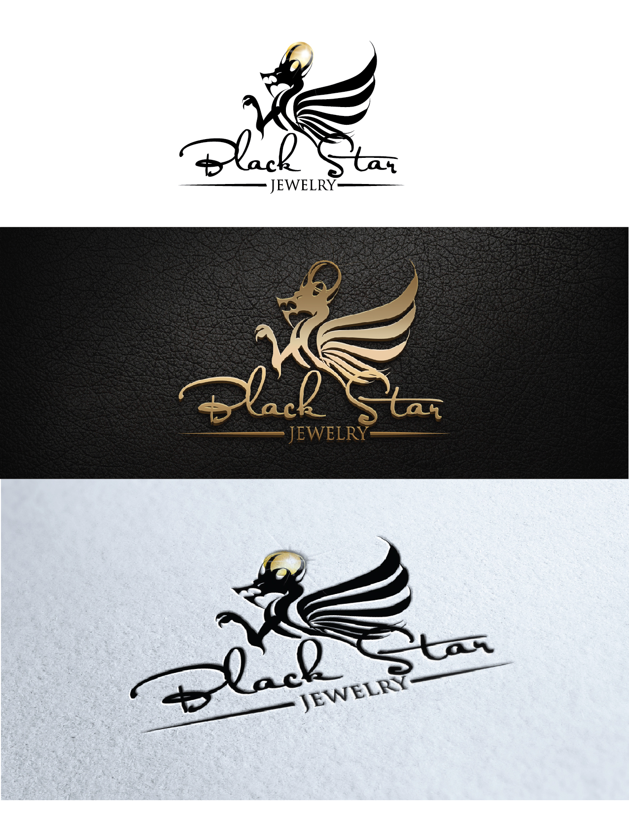 Logo Design Contests Captivating Logo Design For Black Star