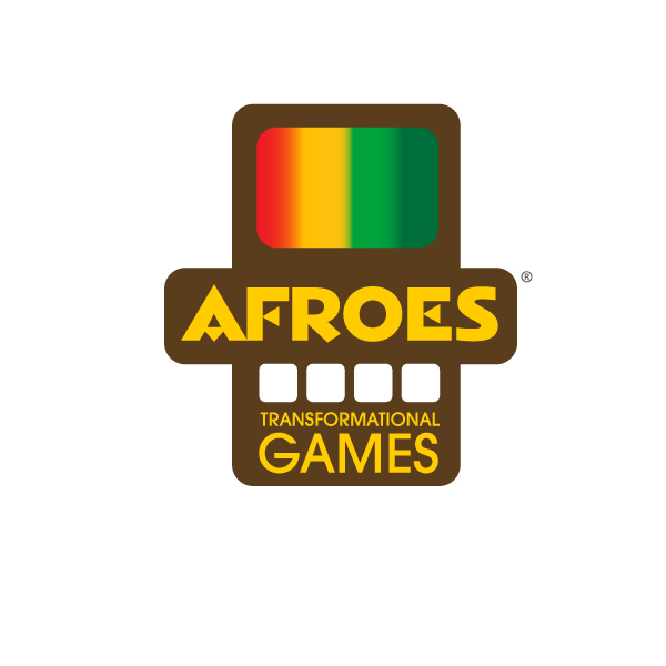 Logo Design by MarkDTN8 - Entry No. 74 in the Logo Design Contest Afroes Transformational Games.