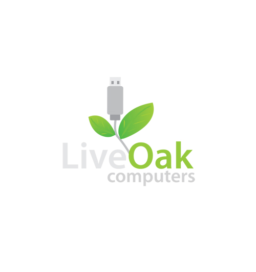 Logo Design by iframe - Entry No. 88 in the Logo Design Contest Live Oak Computers.