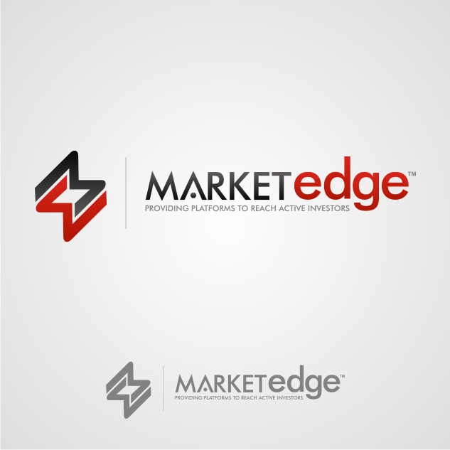 Logo Design by key - Entry No. 122 in the Logo Design Contest Market Edge or Marketedge.
