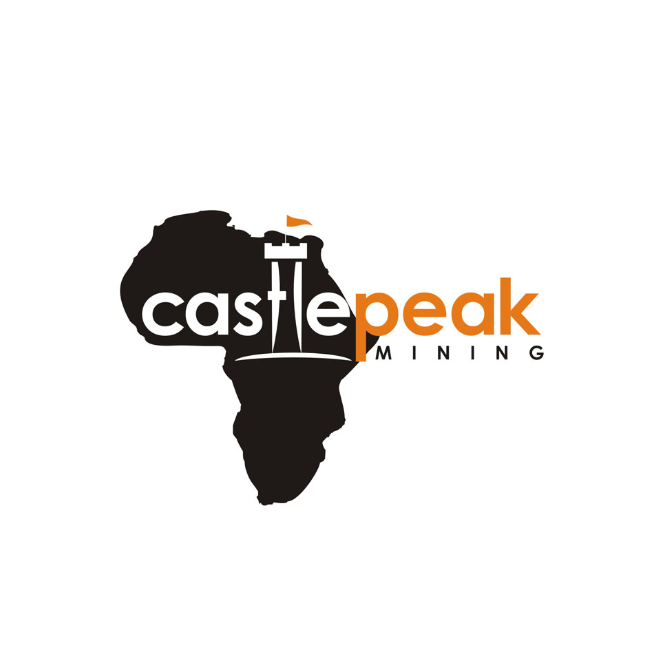 Logo Design by Heru budi Santoso - Entry No. 34 in the Logo Design Contest Castle Peak Mining.