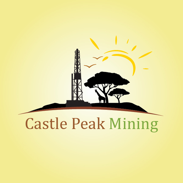 Logo Design by aesthetic-art - Entry No. 35 in the Logo Design Contest Castle Peak Mining.