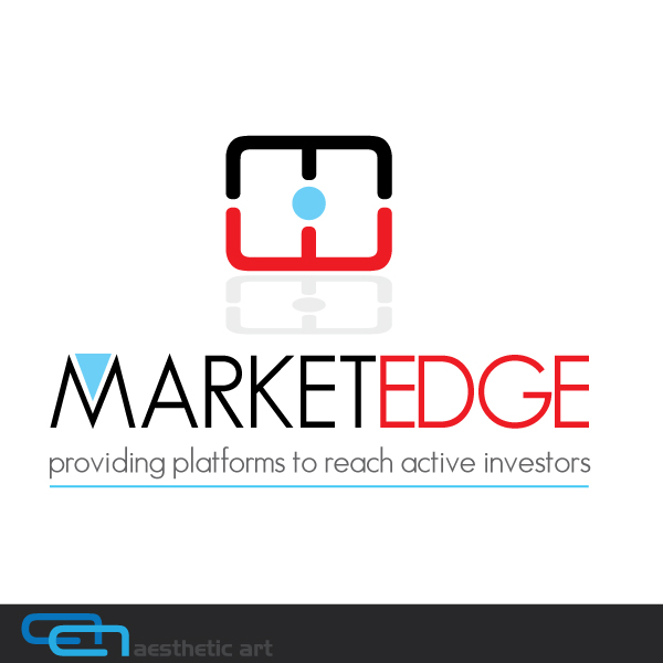 Logo Design by aesthetic-art - Entry No. 138 in the Logo Design Contest Market Edge or Marketedge.