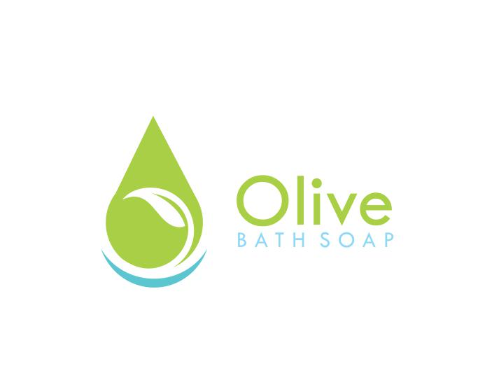 logo design contests » inspiring logo design for olive bath soap
