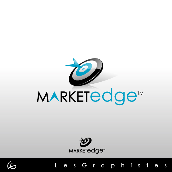 Logo Design by Les-Graphistes - Entry No. 153 in the Logo Design Contest Market Edge or Marketedge.