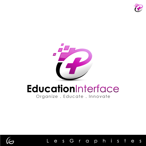 Logo Design by Les-Graphistes - Entry No. 46 in the Logo Design Contest Education Interface.