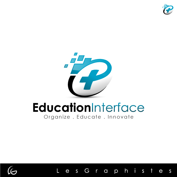 Logo Design by Les-Graphistes - Entry No. 48 in the Logo Design Contest Education Interface.