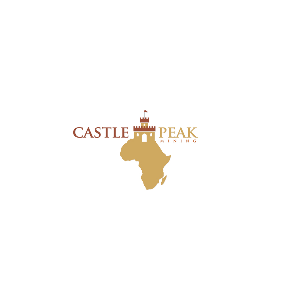 Logo Design by moxlabs - Entry No. 43 in the Logo Design Contest Castle Peak Mining.