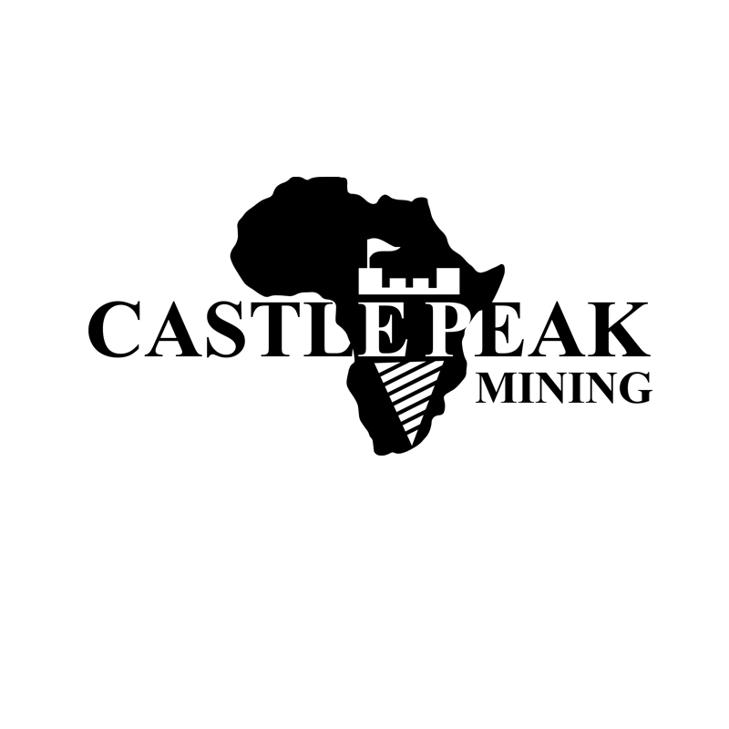 Logo Design by zams - Entry No. 47 in the Logo Design Contest Castle Peak Mining.