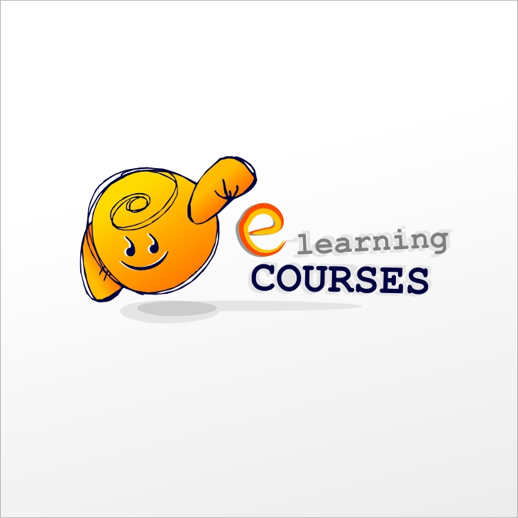 Logo Design by MaTe - Entry No. 116 in the Logo Design Contest Character for E-Learning Courses.