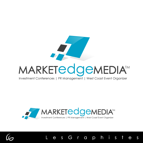 Logo Design by Les-Graphistes - Entry No. 167 in the Logo Design Contest Market Edge or Marketedge.
