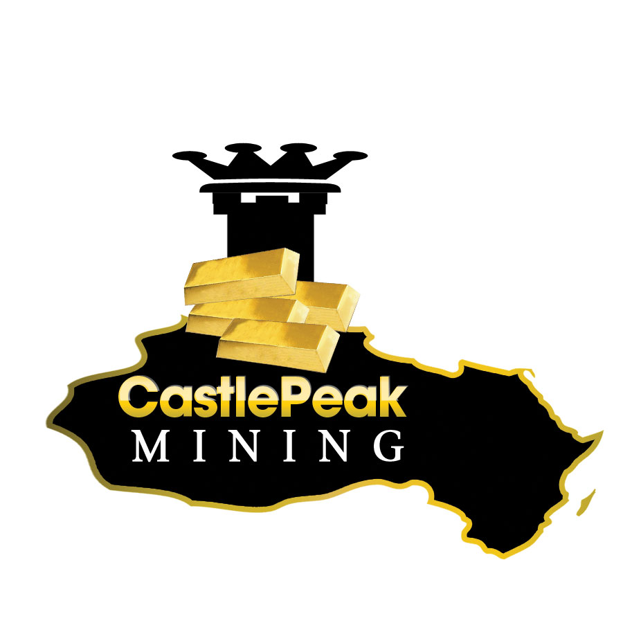 Logo Design by Brian  Lu - Entry No. 60 in the Logo Design Contest Castle Peak Mining.