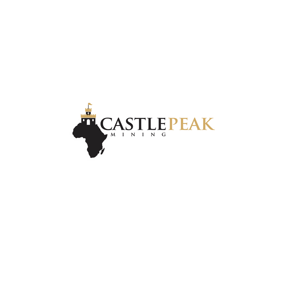Logo Design by moxlabs - Entry No. 61 in the Logo Design Contest Castle Peak Mining.