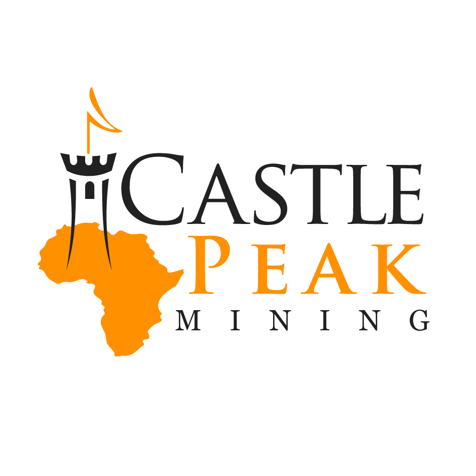 Logo Design by Mark Raymond Faelmoca - Entry No. 64 in the Logo Design Contest Castle Peak Mining.
