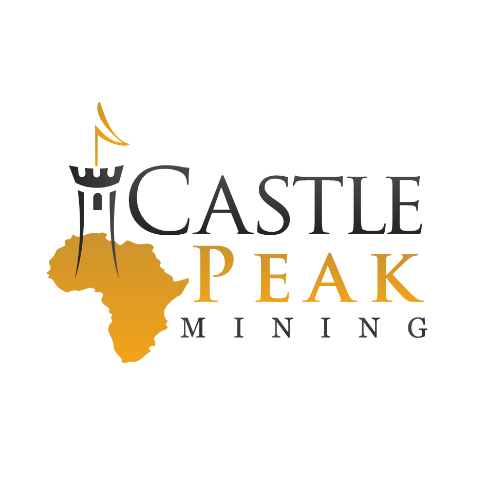 Logo Design by Mark Raymond Faelmoca - Entry No. 65 in the Logo Design Contest Castle Peak Mining.