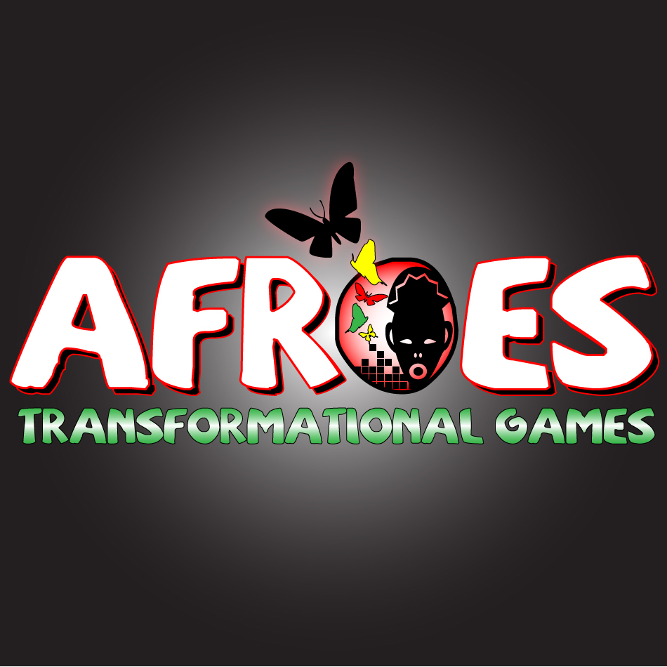 Logo Design by trav - Entry No. 83 in the Logo Design Contest Afroes Transformational Games.