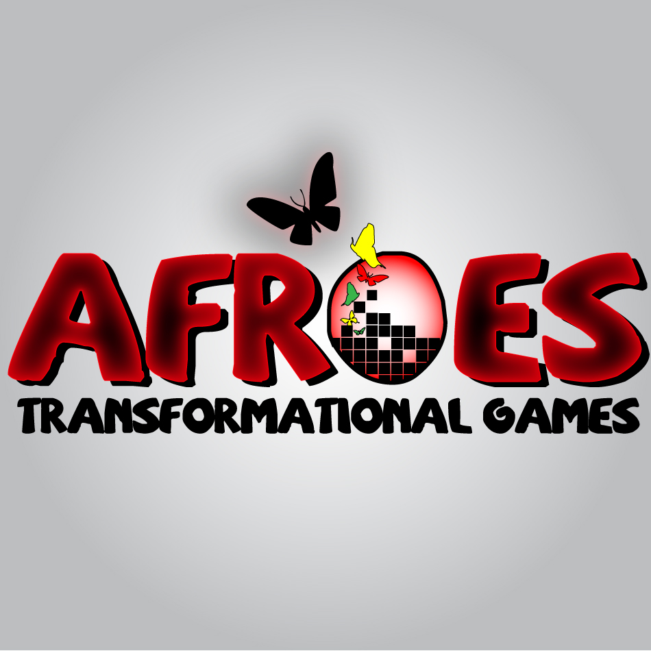 Logo Design by trav - Entry No. 85 in the Logo Design Contest Afroes Transformational Games.