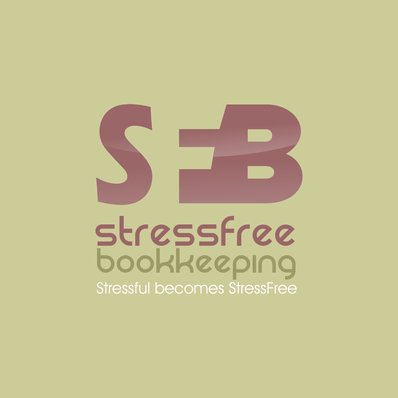 Logo Design by Rudy - Entry No. 14 in the Logo Design Contest StressFree Bookkeeping.