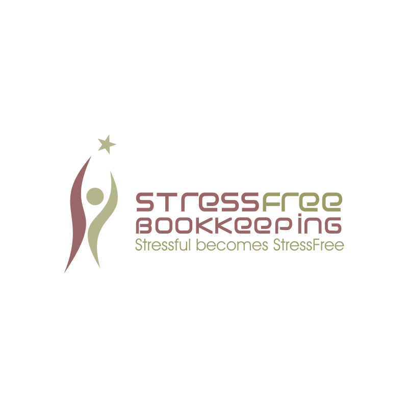 Logo Design by Rudy - Entry No. 16 in the Logo Design Contest StressFree Bookkeeping.