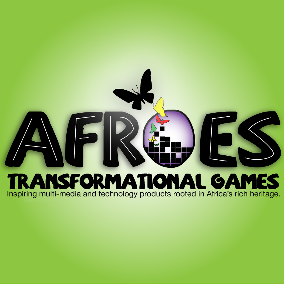 Logo Design by trav - Entry No. 86 in the Logo Design Contest Afroes Transformational Games.