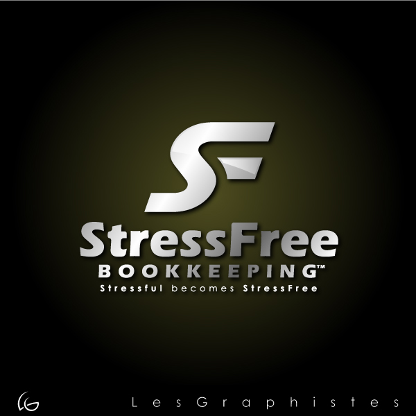Logo Design by Les-Graphistes - Entry No. 23 in the Logo Design Contest StressFree Bookkeeping.