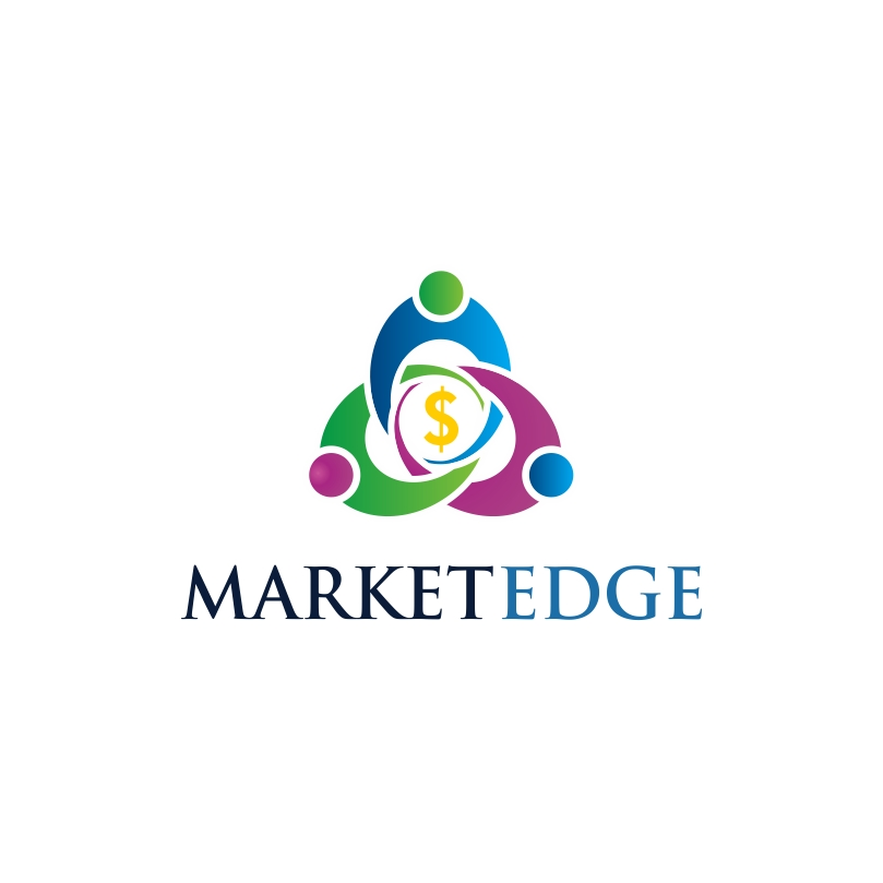 Logo Design by mare-ingenii - Entry No. 181 in the Logo Design Contest Market Edge or Marketedge.
