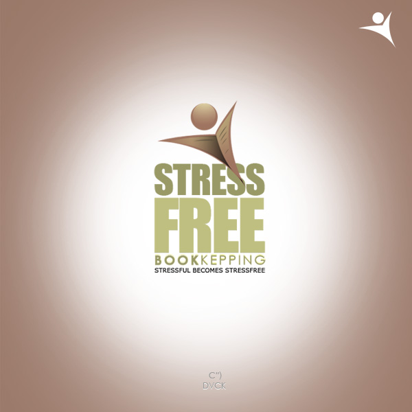 Logo Design by rockpinoy - Entry No. 28 in the Logo Design Contest StressFree Bookkeeping.