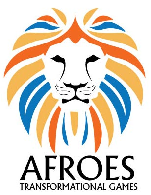 Logo Design by HyperMediaDesign - Entry No. 89 in the Logo Design Contest Afroes Transformational Games.