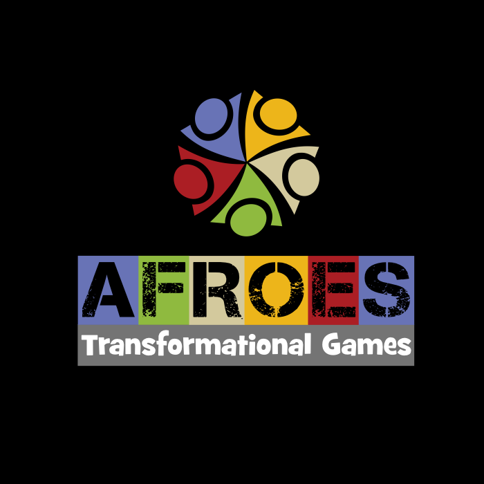 Logo Design by Private User - Entry No. 90 in the Logo Design Contest Afroes Transformational Games.