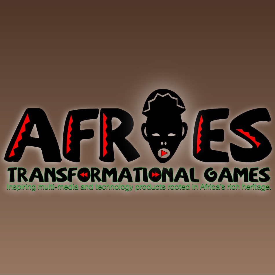 Logo Design by trav - Entry No. 92 in the Logo Design Contest Afroes Transformational Games.