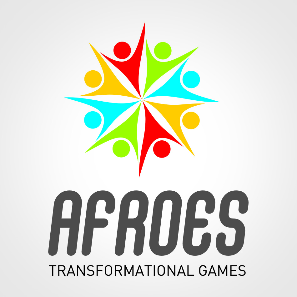 Logo Design by cotophello - Entry No. 95 in the Logo Design Contest Afroes Transformational Games.