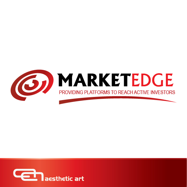 Logo Design by aesthetic-art - Entry No. 213 in the Logo Design Contest Market Edge or Marketedge.