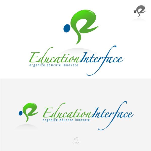 Logo Design by rockpinoy - Entry No. 151 in the Logo Design Contest Education Interface.