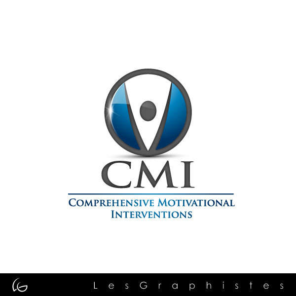 Logo Design by Les-Graphistes - Entry No. 2 in the Logo Design Contest CMI (Comprehensive Motivational Interventions).